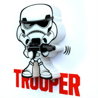 3D LIGHT FX - STAR WARS - STORMTROOPER
