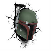3D LIGHT FX - STAR WARS - BOBA FETT