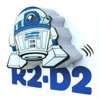 3D LIGHT FX - STAR WARS - R2 D2