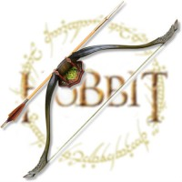 WEAPON - MOVIE - THE HOBBIT - ELVEN BOW AND ARROW OF LEGOLAS