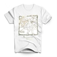T-SHIRT - COLORE MON T-SHIRT - DINOSAURE - ENFANT