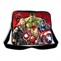 SAC TRANSPORT / ORDINATEUR - MARVEL - AVENGERS