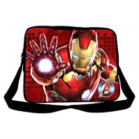 SAC TRANSPORT / ORDINATEUR - MARVEL - IRON-MAN
