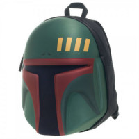 SAC TRANSPORT / DOS - STAR WARS - BOBA FETT