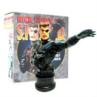 BUSTE - COLLECTION - MARVEL - NICK FURY