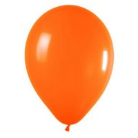 BALLOUNES - COULEUR - ORANGE 12""