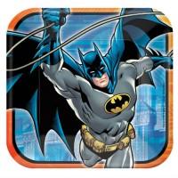 "BATMAN - ASSIETTE 9"""