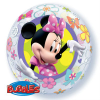 BALLOUNE ÉLASTIQUE - CARTOON - MINNIE MOUSE