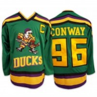 JERSEY- CONWAY OU PERSONNALISÉ- MIGHTY DUCKS