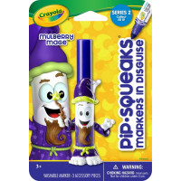 CRAYOLA - PIP SQUEAKS - MULBERRY MAGE
