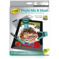 CRAYOLA - TECHNO - PHOTOS MIX & MASH