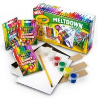 CRAYOLA - JEU - ART MELTDOWN