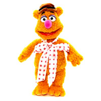 THE MUPPETS SHOW - PELUCHE - FUZZY