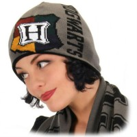 HARRY POTTER - TUQUE - POUDLARD
