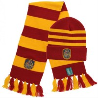HARRY POTTER - TUQUE & FOULARD - POUDLARD