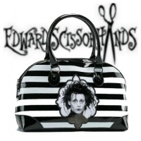 SAC À MAIN - EDWARD AUX MAINS D'ARGENT - JOHNNY DEPP