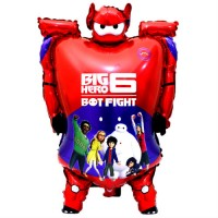 BALLOUNE - CARTOONS - BIG HERO 6
