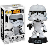 BOBBLE HEAD POP - STAR WARS - CLONE TROOPER