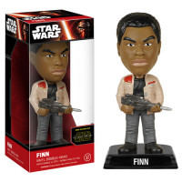 BOBBLE HEAD - STAR WARS - FINN