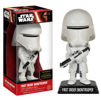 BOBBLE HEAD - STAR WARS - SNOWTROOPER