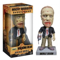 BOBBLE HEAD - WALKING DEAD - WALKER MERLE