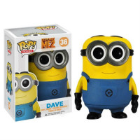 BOBBLE HEAD POP - MINION - DAVE