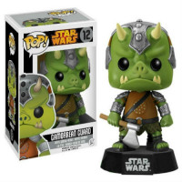 BOBBLE HEAD POP - STAR WARS - GAMORREAN