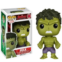 BOBBLE HEAD POP - MARVEL - HULK