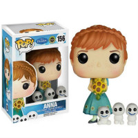 BOBBLE HEAD POP - LA REINE DES NEIGES - ANNA