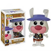 BOBBLE HEAD POP - HANNA BARBERA - RICOCHET VA VITE