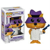 BOBBLE HEAD POP - HANNA BARBERA - L'AGENT SANS SECRET