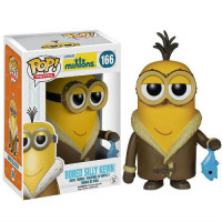 BOBBLE HEAD POP - MINION - KEVIN