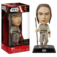 BOBBLE HEAD - STAR WARS - REY