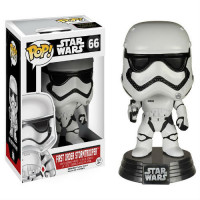 BOBBLE HEAD POP - STAR WARS - STORMTROOPER