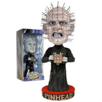 BOBBLE HEAD - HELLRAISER - PINHEAD