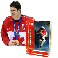 FIGURINE - HOCKEY - SIDNEY CROSBY
