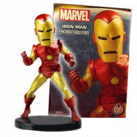 BOBBLE HEAD - MARVEL - IRON-MAN
