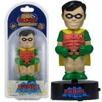BODY KNOCKERS - Dc COMICS - ROBIN