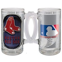BOCK / TASSE - MLB - BIÈRE - RED SOX DE BOSTON