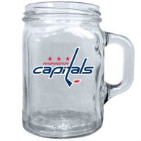 BOCK / TASSE MASSON - LNH - BIÈRE - CAPITALS DE WASHINGTON