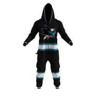 PYJAMA - HOCKEY - SHARKS SAN JOSE