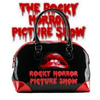 SAC À MAIN - ROCKY HORROR PICTURE SHOW - LIPS