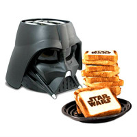 GRILLE PAIN - STAR WARS - DARTH VADER
