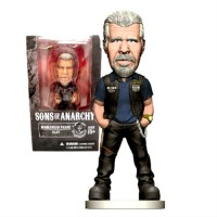 BOBBLE HEAD - SONS OF ANARCHY - CLAY