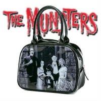 SAC À MAIN - THE MUNSTERS