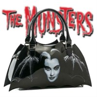 SAC À MAIN - THE MUNSTERS - LILY
