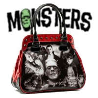 SAC À MAIN - UNIVERSAL MONSTERS