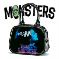 SAC À MAIN - UNIVERSAL MONSTERS - LA MARIÉE DE FRANKENSTEIN