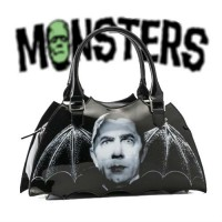 SAC À MAIN - UNIVERSAL MONSTERS - DRACULA