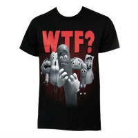 T-SHIRT - CINÉMA - SAUSAGE PARTY